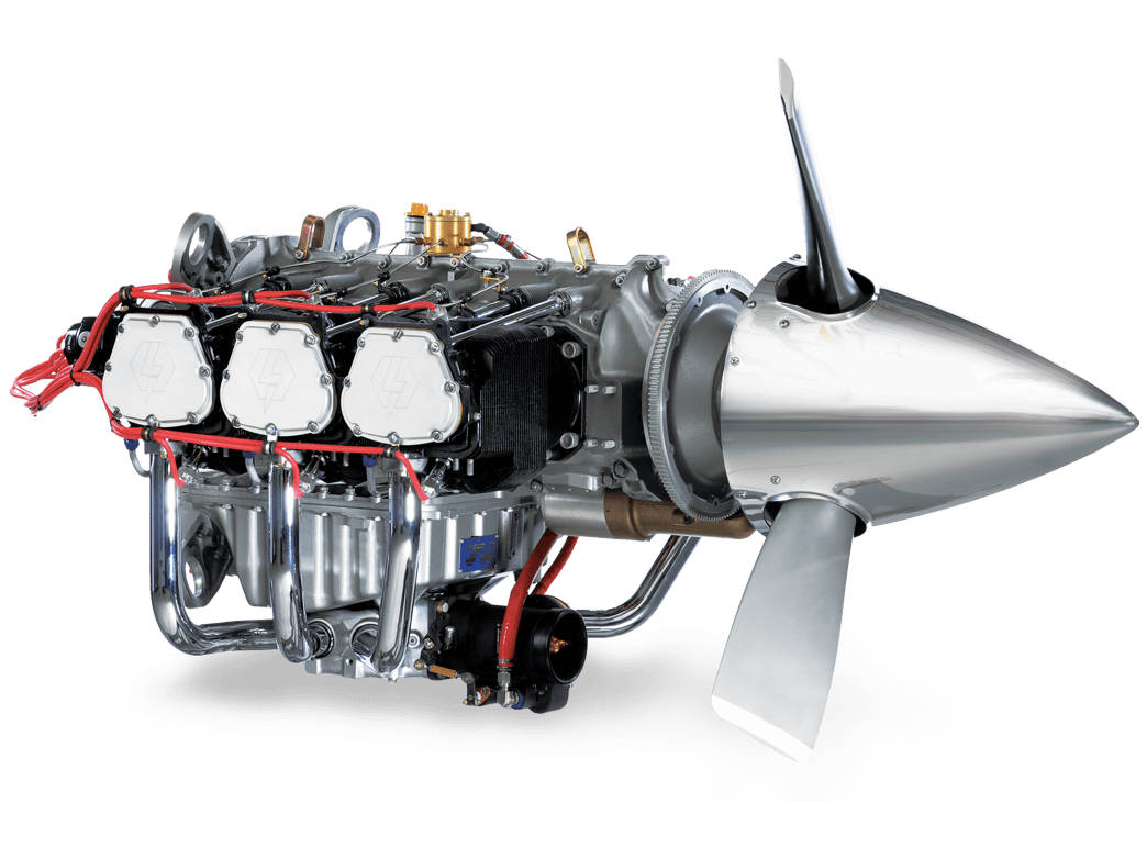 Lycoming engines piston aircraft general aviation for General motors marine engines