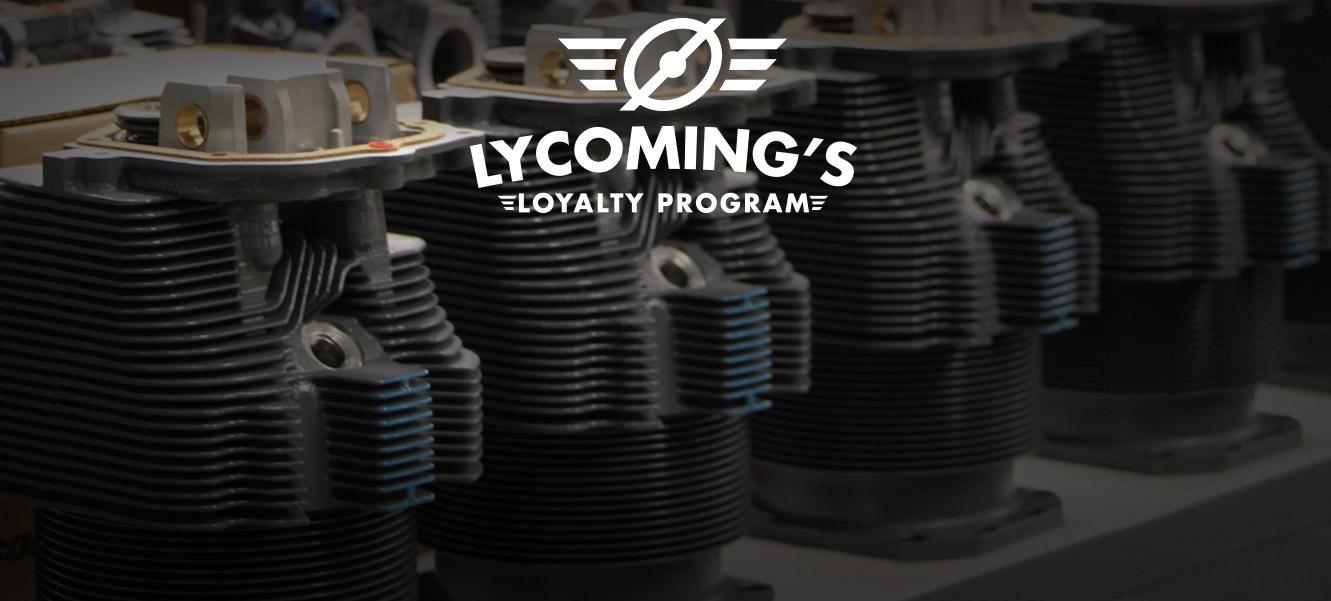 Engine Serial Number History Search | lycoming com