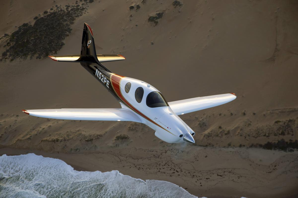 Lycoming iE2 Engine Powers Latest Lancair Piston Evolution