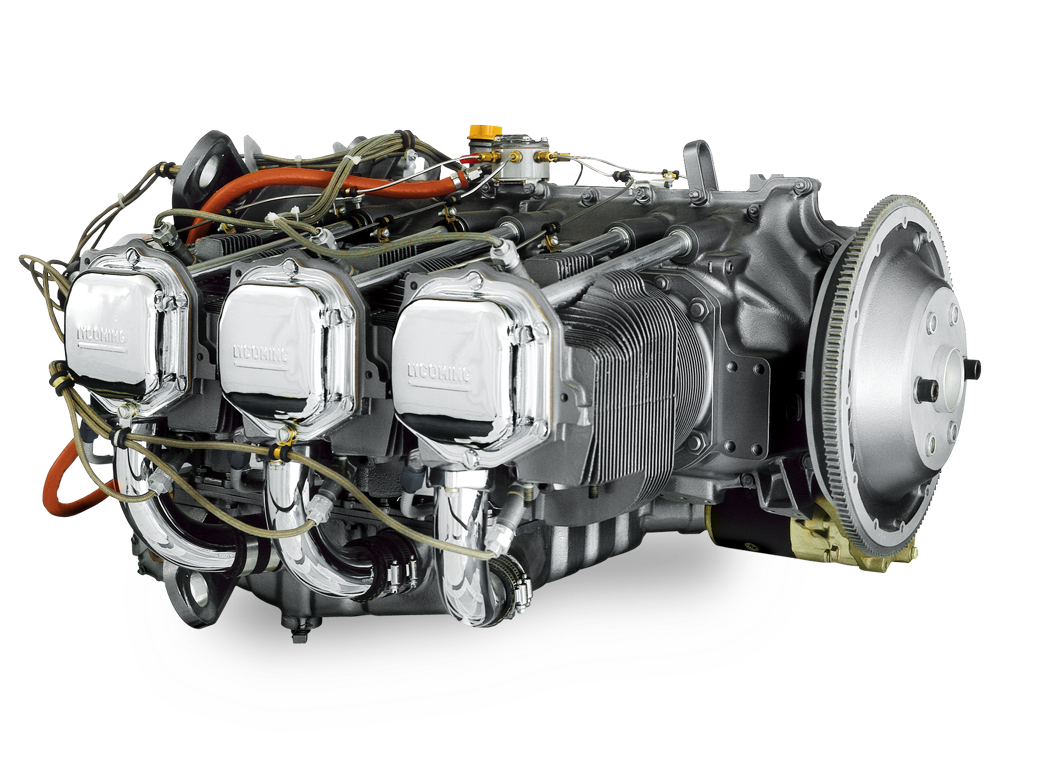 Lycoming Engines Piston Aircraft General Aviation